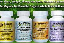 Best organic health products for dogs and cats :) / Best organic health products for dogs and cats.