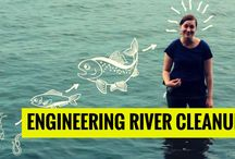 Engineering River Cleanups