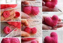 Örme Kalpler