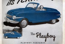 Playboy Motors (rare-autos.com) / Everything beautiful about Playboy Motor Car Corporation's vintage and classic vehicles