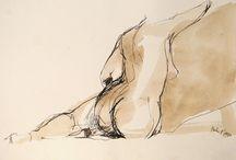 Sketches cuerpo