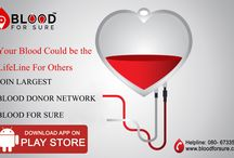 #BloodForSure #Blood #Donor #Network