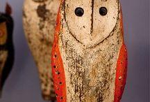 lavori artistici in legno