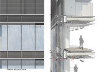 fasade drawing details
