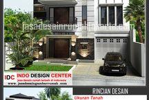 Jasa Arsitek Desain Gambar Rumah Minimalis