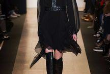 New York Fashion Week Fall 2015 / fashion