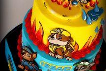 Birthday Party / Paw Patrol