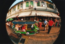 Thailand / most of it in Bangkok and on a couple of islands / by Moritz Helmstreit