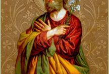 santos y oraciones