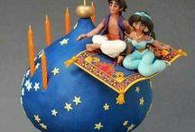 Torta aladdin