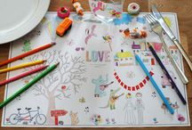 Deco de table (enfant)