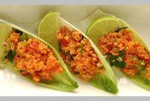 Turkish Kisir Salad / About cooking