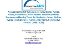 Aquaponics Market / http://tinyurl.com/o6875cr Aquaponics Market, Aquaponics is a Food Production system that combines Conventional agriculture (Raising Aquatics animals like Fish, Snails etc., with hydroponic (Cultivating Plants in water)) in a symbiotic environment.