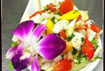 Lobster Fest 2013 / Items off of our seasonal Lobster Fest menu