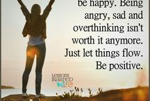 Enjoy Life / Tips, posts, positive messages etc to inspire a happy life