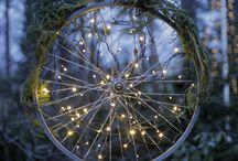 valo pyöränrengas