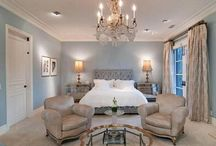 Bedroom Ideas / by Amanda Boyle