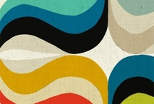 Patterns and Palettes / by Alicia Vance Design