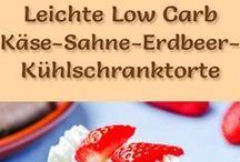 Erdbeer Käse Torte