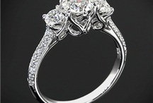 Engagement Rings Love / Who Doesn't Love Pretty, Shiny Engagement Rings? Check out a few of my favorites! ~Tiffany