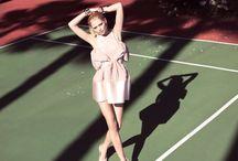 Теннис фотосет