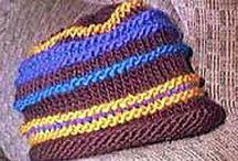 chemo hats / by Lisa Tomblin