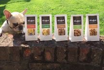 Dog Food & Treats / Dog treats from businesses featured on the Good Vet and Pet Guide