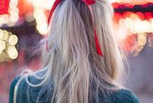 Christmas & New Year Hairstyles