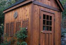 garden shed ideas buildings