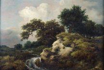 De Gouden Eeuw in De Nederlanden ~ Jacob van Ruisdael