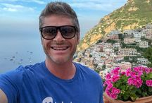 Steven Cox Instagram Photos Representing @Takelessons in #Positano!  #Italy #takelessons #startup #education
