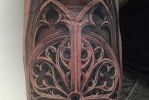tattoo iglesia