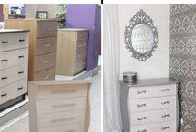 Реставрация мебели - до и после