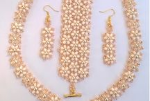 Luli / šperky háčkované a šité