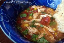 Crock pot meals / by Heather Jones