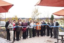10th Anniversary Party / Ribbon Cutting for Greater Latrobe-Laurel Valley Community Chamber of Commerce and 10th Anniversary Party - October 16, 2014.