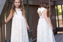 Flower Girl dresses! ❤️