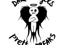 Dark Angels & Pretty Freaks Podcast / Dark Angels & Pretty Freaks Podcast, podcast, DAPF, DAPFpod