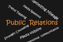 Public Relations (PR) / Info, new, articles on Public Relations.