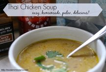 Soups and Stews (To Try)