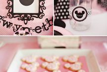 Minnie Mouse Party Ideas / Minnie Mouse Party Ideas