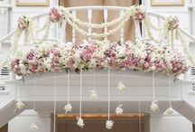 Flower Inspiration: Balcony / Floral design of balconies.