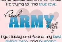 Proud Army Wife / by Amy Cummings