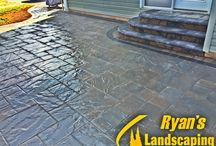 Cambridge Pavingstones with AromorTec Hanover, PA / Dillsburg, Pa Cambridge Pavingstones with AromorTec paver patio hardscape by Ryan's Landscaping.