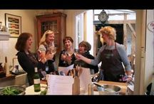 Videos about On Rue Tatin / On Rue Tatin Cooking School in Louviers, France, Paris & around the world