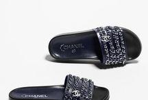 Sliders Sandals