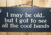 I Love Rock 'N Roll / born in the 50's was I. Started listening to the radio about age 10. My era of music was the 60's, 70's, 80's, a little 90's. I'm a dancing fool & I love it! / by Kay Fry