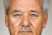 Bill Murray. I always loved his style. / Great actor, funny man.