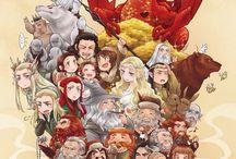 LOTR & Hobbit stuff