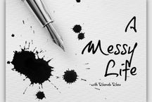 Messy to Meaningful / Getting the message out that God can bring beautiful purpose from our messiest messes. Book, TV, getting message out every way we can. More at messytomeaningful.com